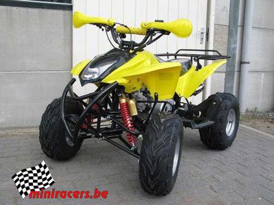 Picture 1:Kinderquad 110cc groot model met achteruit