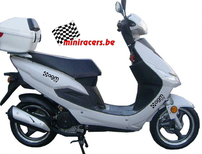 Picture 1:Snor scooter agm fly  klasse a