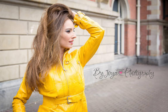 Picture 3:Luxe jasjes van kalfsleder 200 stuks in bijzondere kleuren