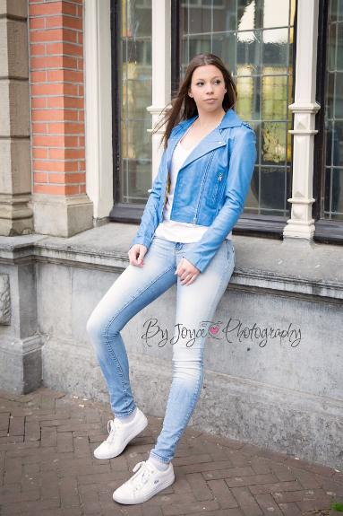 Picture 1:Luxe jasjes van kalfsleder 200 stuks in bijzondere kleuren