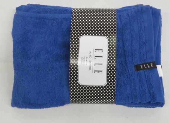 Foto 2:Partijhandel badhanddoek 100% katoen - 500g p/m2