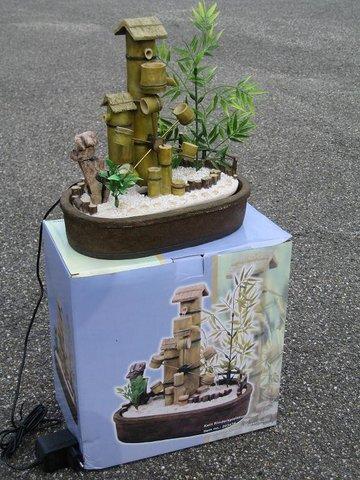 Picture 2:Kamer fontein met pomp