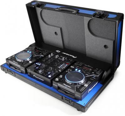 Picture 1:2x pioneer cdj 2000, 1x djm 2000 mixer dj package pioneer hd