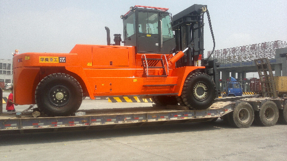 Picture 1:Heavy dutch forklifts