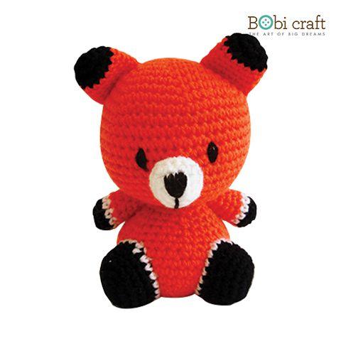 Foto 1:Bobi craft knuffels  nieuw  58 stuks  verschillende