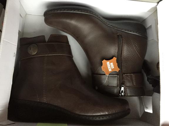 Picture 1:Gemo dames schoenen 36-41 leer, kunstleer en suède 25