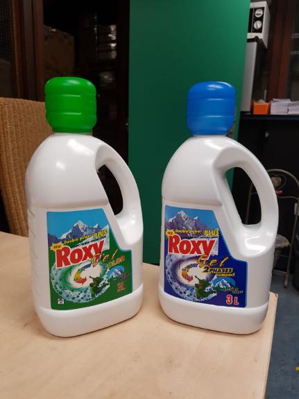 Picture 2:Gel wasmiddel van het merk roxy
