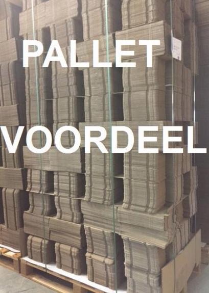 Picture 2:Pallet brievenbus dozen a4 formaat, 4800 st 21 ct per stuk