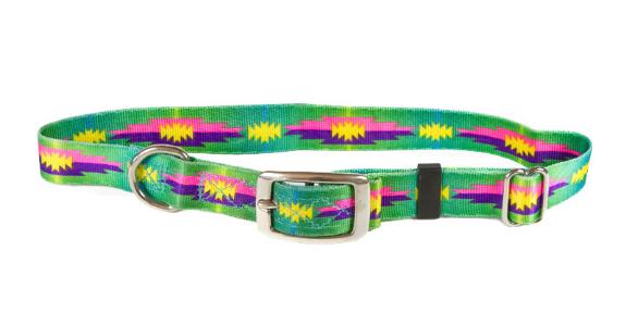 Picture 1:Partij halsbanden voor kat en hond