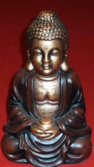 Picture 3:Beeld boeddha