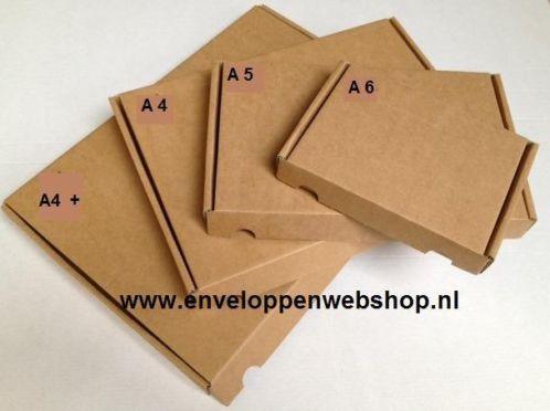 Picture 3:Pallet brievenbus dozen a4 formaat, 4800 st 21 ct per stuk