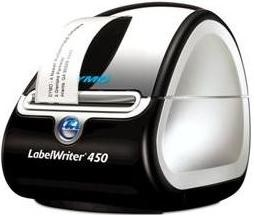 Picture 1:Dymo labelwriter 450