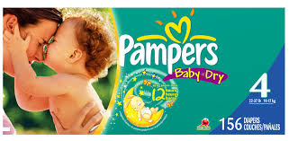 Picture 2:Pamper diapers