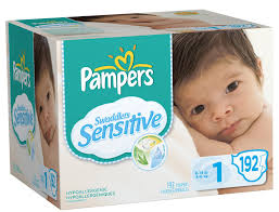 Picture 1:Pamper diapers