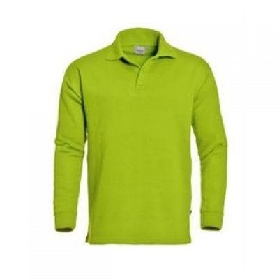 Picture 1:Poloshirts lange mouw