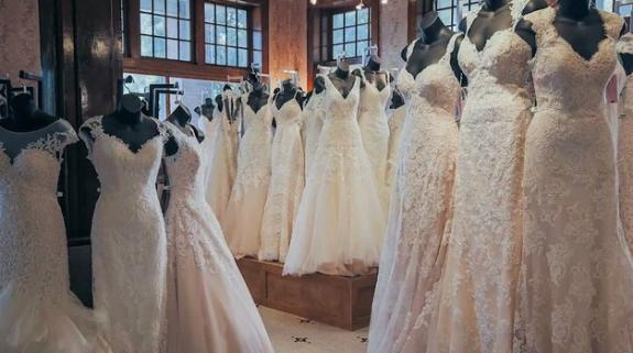 Picture 1:New wedding dresses stocklots