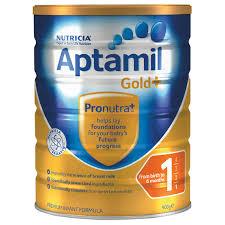 Picture 2:Milupa aptamil milk powder 900g from german