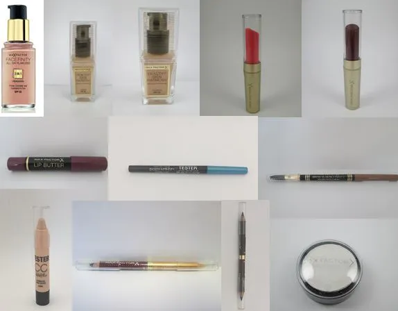 Picture 1:Max factor cosmetics in a mix - stocklots