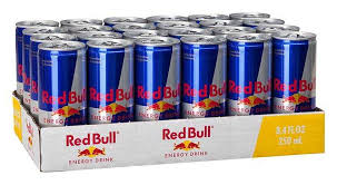 Picture 2:Red bull energy drinks