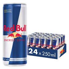 Picture 1:Red bull energy-dranken