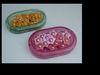 Overstock - zeepbak met badparels