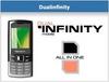 Partijhandel - Partij - 65x dual infinity DS7300 i steel edition  nieuw